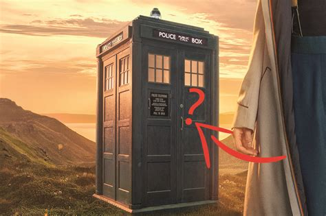 doctor  jodie whittakers  tardis