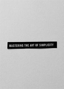 art quote text Cool photo simplicity inspire Inspiring ...