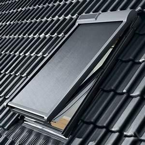Velux Rollo Günstig : velux markise solar msl sk06 5060 uni schwarz g nstig kaufen bei dachgewerk ~ Markanthonyermac.com Haus und Dekorationen