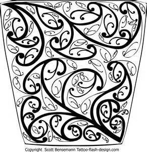 Pattern Tattoo Design Drawings