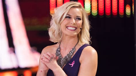 Renee Young Says Goodbye To WWE - GameSpot
