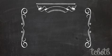 chalkboard template 8 best images of chalkboard free printable borders free chalkboard font and frame free