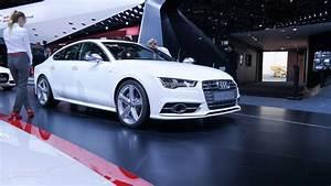 Audi Paris : 2015 audi s7 facelift bows at paris for the first time live photos autoevolution ~ Gottalentnigeria.com Avis de Voitures