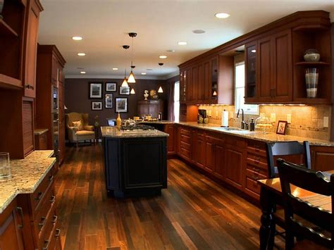 Top of my best kitchen lighting ideas is to ensure great task lighting under your kitchen cabinets or shelving. Kitchen Lighting: Choosing the Best Lighting for Your kitchen - TheyDesign.net - TheyDesign.net