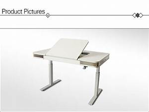 New Style Office Furniture Manual Adjustable Height Desk