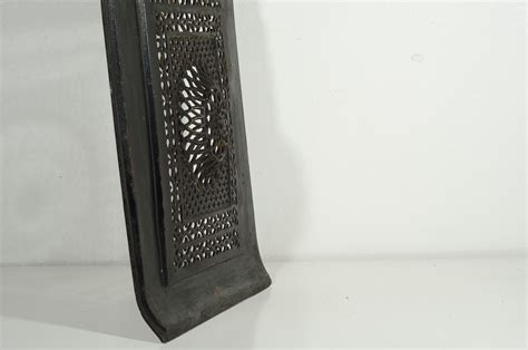 face plate  fireplace cover