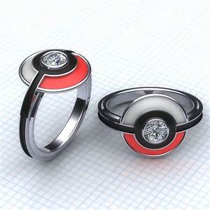 anime cartoon engagement rings anime wedding ring With anime wedding rings