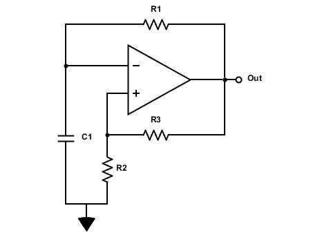 Amp Multivibrator Oscillator Eeweb Community