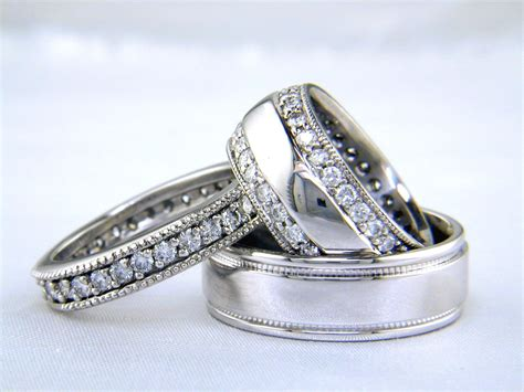 Get The Best Wedding Sets Rings