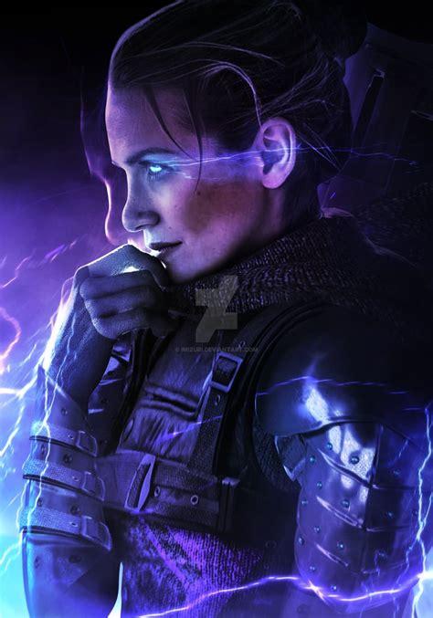 apex legends wraith  imizuri  deviantart