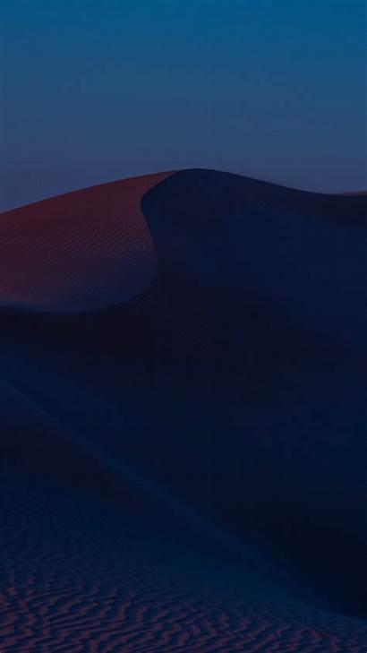 Desert Dunes Sunset Landscape Sand 8k Dusk