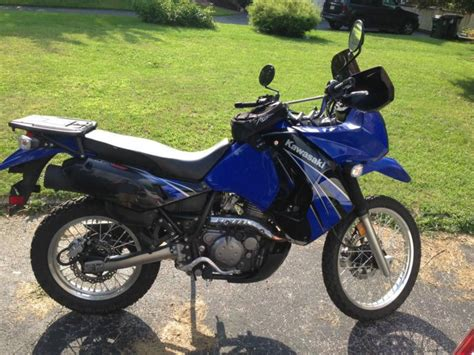 Like-new Dual-sport (on/off Road) Kawasaki For Sale On
