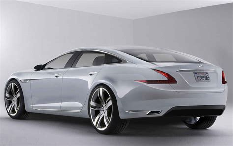 New 2018 Jaguar Xj Release Date, Price, News  New Concept