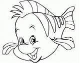 Fish Coloring Fotolip sketch template