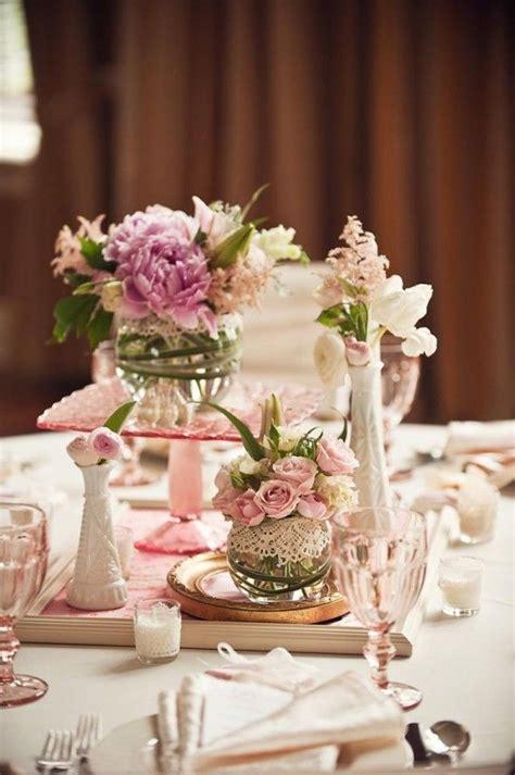 vintage wedding ideas unique centerpieces wedding