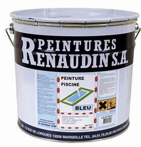 Peinture Pour Piscine : peinture pour liner piscine hors sol resine de ~ Nature-et-papiers.com Idées de Décoration