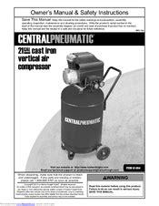 Central Pneumatic 61454 Manuals