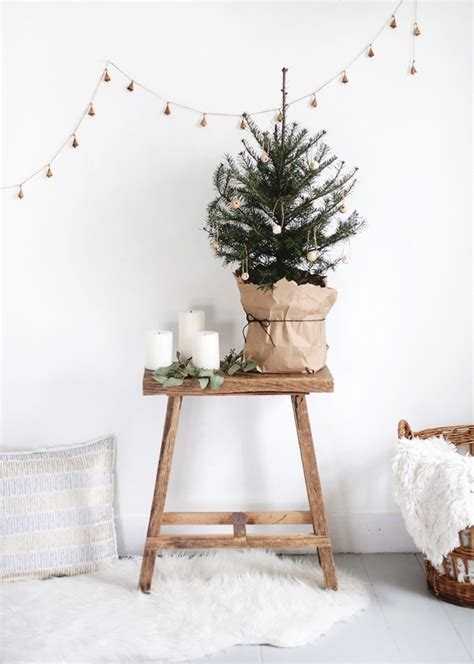 small christmas tree simple diy wooden ornaments