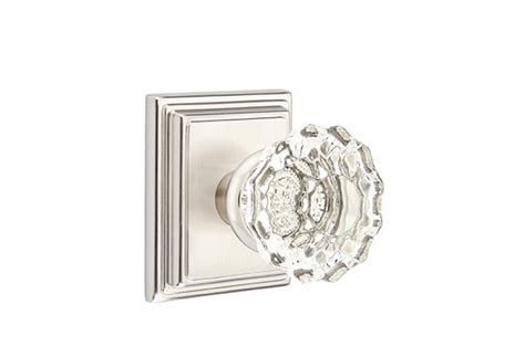 emtek providence crystal knob emtek astoria knob the door boutique hardware 1 800