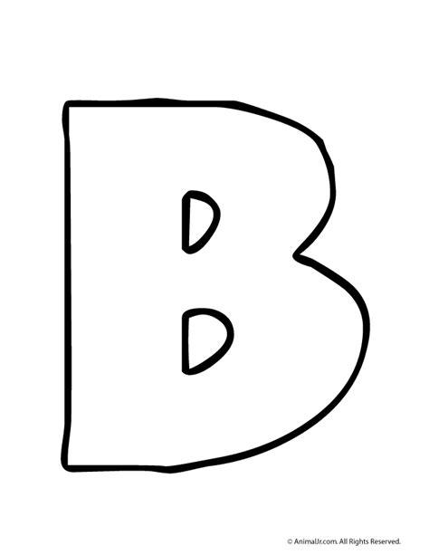 b in bubble letters printable letters letter b craft jr 20538   1f21f911887cc30fec93a476e6d468db