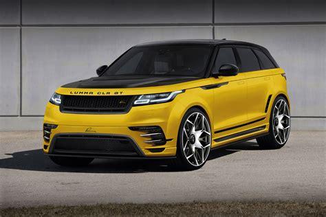 Lumma Clr Gt Basis Range Rover Velar Modcarmag