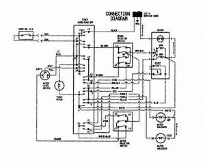 Wiring Diagram Diagram  U0026 Parts List For Model Lnc6743a71