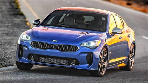 What Is The Most Expensive Kia by Most Expensive 2018 Kia Stinger Costs 53 965