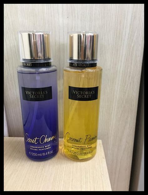 Harga Secret Perfume Original jual kw 1 secret mist parfum 250 ml original