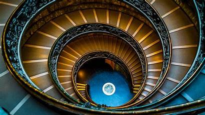 Spiral Vatican Staircase Wallpapers Hdwallpaperslife 1920