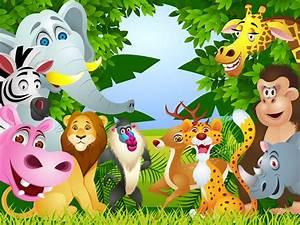 ...卡通森林动物图片 > 卡通森林动物 陆地动物 生物世...