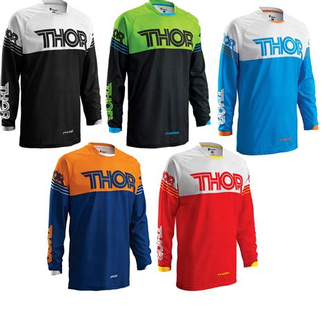 thor motocross jersey thor phase 2016 hyperion motocross jersey motocross