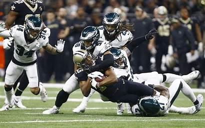 Saints Eagles Jordan Nfl Bowl Super Play