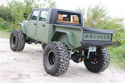 jeep wrangler truck conversion bruiser conversions