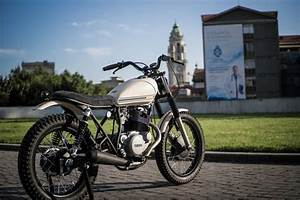 Yamaha Sr250 City Tracker By Trintaeum Motorcycles  U2013 Bikebound