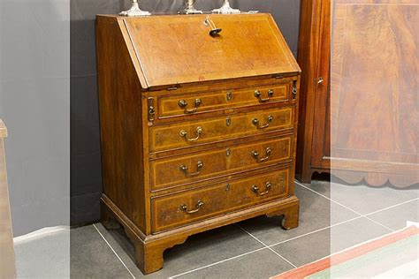 surface bureau 18th century small georgian bureau in different types of woo
