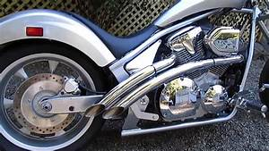 Hacker Custom Exhaust Honda Fury Ripper U0026 39 S