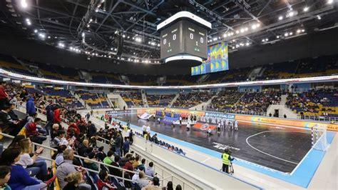 finale de la coupe uefa tournoi de la coupe de futsal de l uefa 2017 coupe