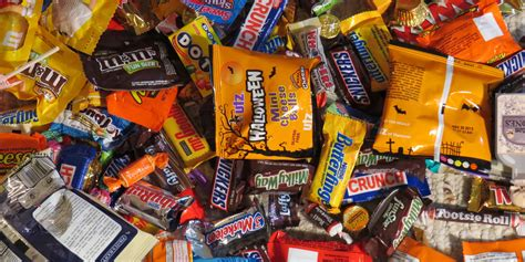 When It Comes To Candy Bars, Size