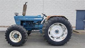 Ford 7600 4x4 Agriculture 4wd Tractor