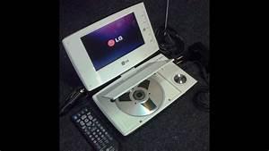 Dvd Cd Usb Tv Player Port U00e1til Lg Dp-671a