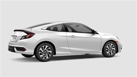 2019 Honda Civic Coupe by 2019 Honda Civic Coupe Platinum White Pearl O Honda