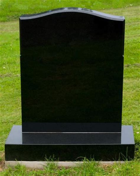 discount outdoors cleaning black marble headstone