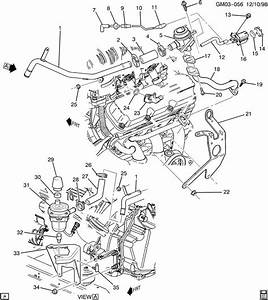2004 Buick Lesabre Serpentine Belt Diagram