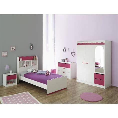 d馗o chambre fille 4 ans lilou chambre enfant décor pin et achat vente chambre complète ensemble chambre lilou armoire caisse panneau de particules ép 15