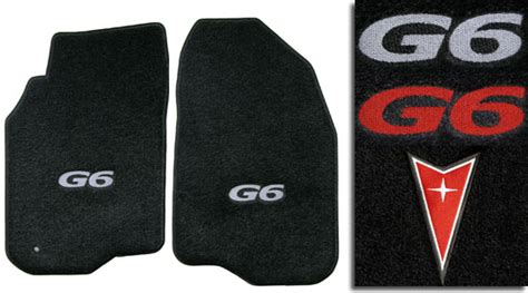 Pontiac G6 Carpet Floor Mats by Lloyd Premium Floor Mats For G6 Pfyc