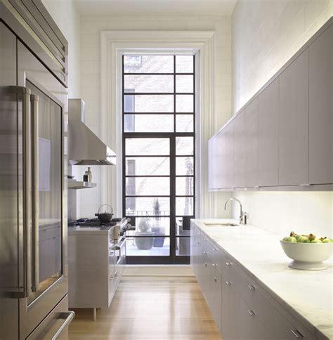 contemporary galley kitchen galley kitchen design ideas 2456