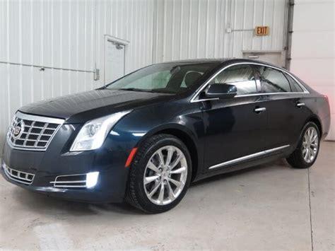 2014 Cadillac Xts Luxury Awd Sedan 4-dr