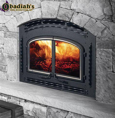 zero clearance wood burning fireplace quadrafire 7100 zero clearance high efficiency epa wood
