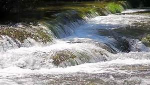 Beautiful Rushing Green River Water Stones Rapids Idyllic ...