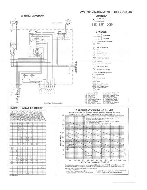 trane xl heat pump model twyba